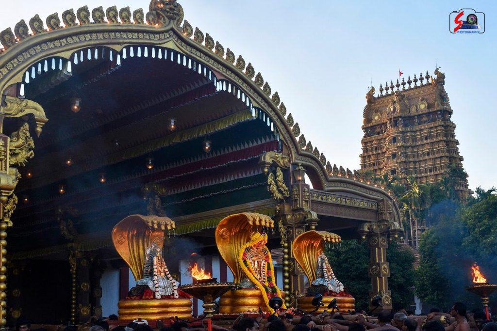நல்லூர் கந்தசுவாமி ஆலய 14 ம் நாள் உற்சவம் 5