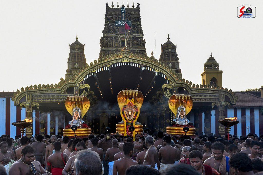 நல்லூர் கந்தசுவாமி ஆலய 14 ம் நாள் உற்சவம் 6