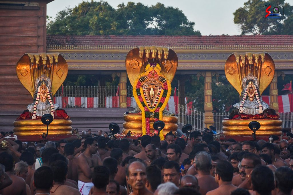 நல்லூர் கந்தசுவாமி ஆலய 14 ம் நாள் உற்சவம் 10