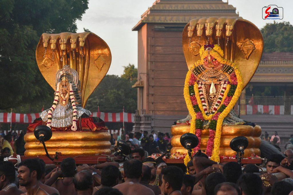 நல்லூர் கந்தசுவாமி ஆலய 14 ம் நாள் உற்சவம் 14