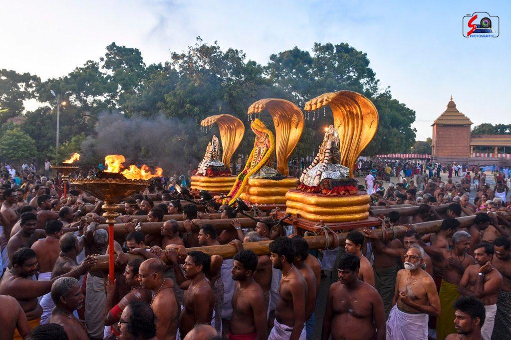 நல்லூர் கந்தசுவாமி ஆலய 14 ம் நாள் உற்சவம் 1