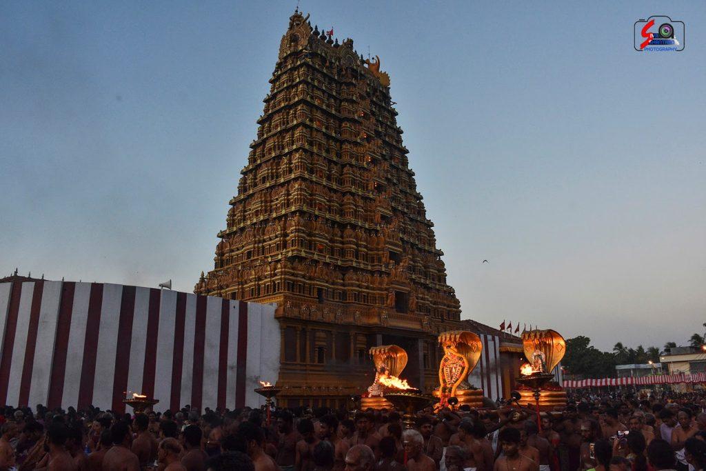 நல்லூர் கந்தசுவாமி ஆலய 14 ம் நாள் உற்சவம் 17