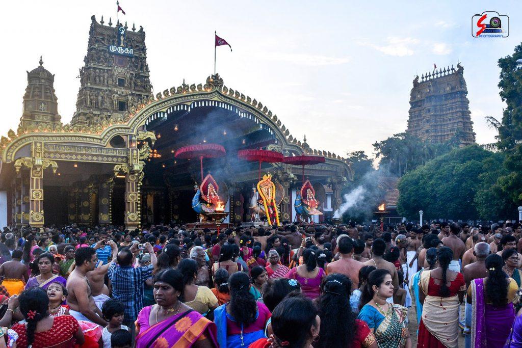 நல்லூர் கந்தசுவாமி ஆலய 19 ம் நாள் உற்சவம் 3