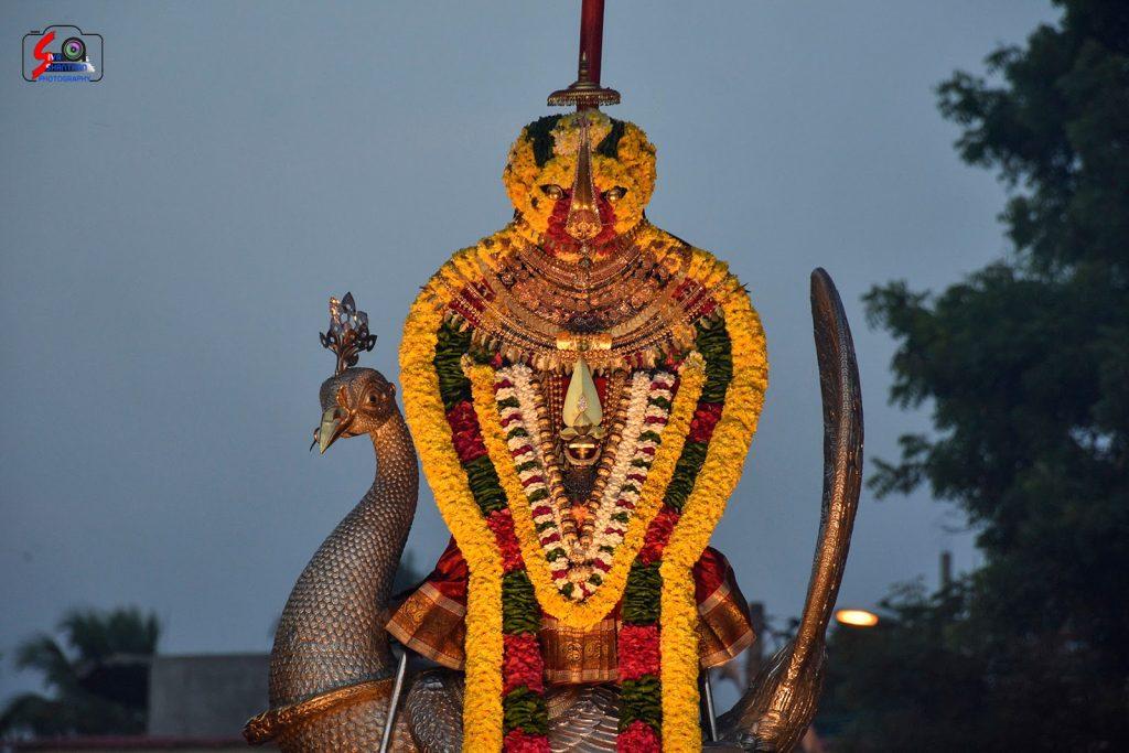 நல்லூர் கந்தசுவாமி ஆலய 19 ம் நாள் உற்சவம் 12