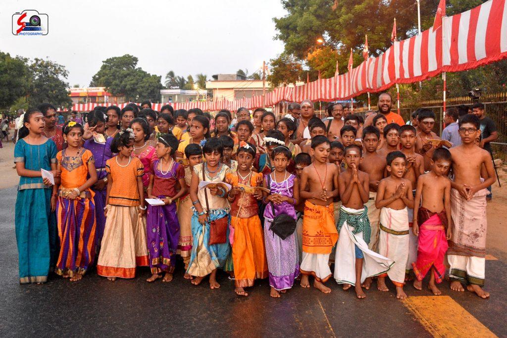 நல்லூர் கந்தசுவாமி ஆலய 19 ம் நாள் உற்சவம் 14