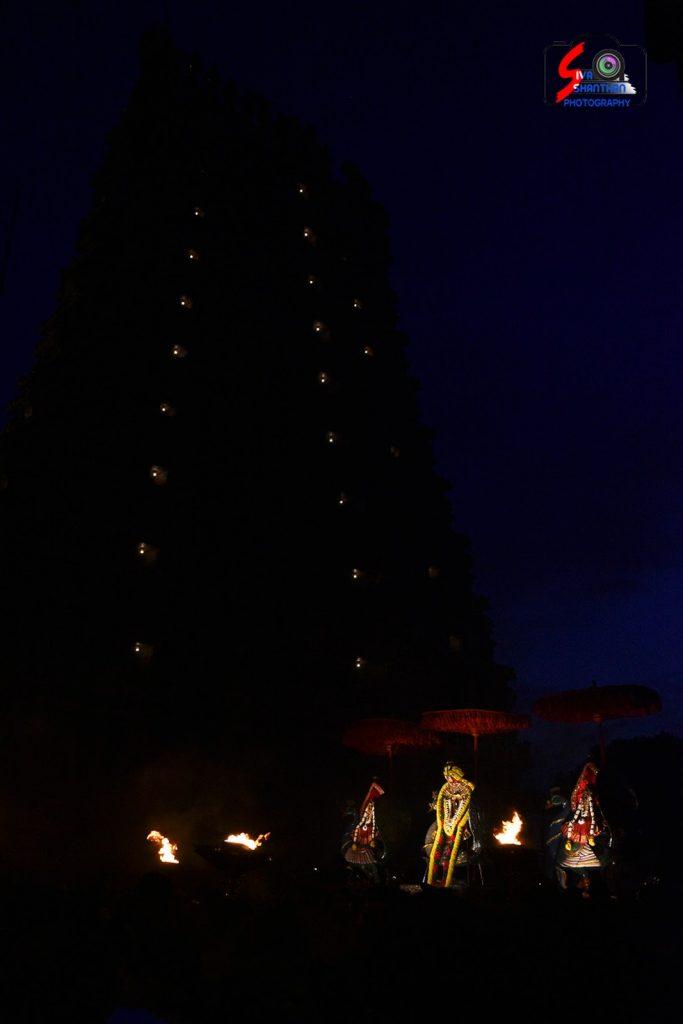 நல்லூர் கந்தசுவாமி ஆலய 19 ம் நாள் உற்சவம் 15