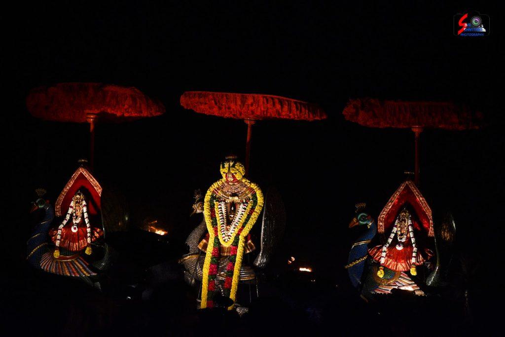 நல்லூர் கந்தசுவாமி ஆலய 19 ம் நாள் உற்சவம் 16