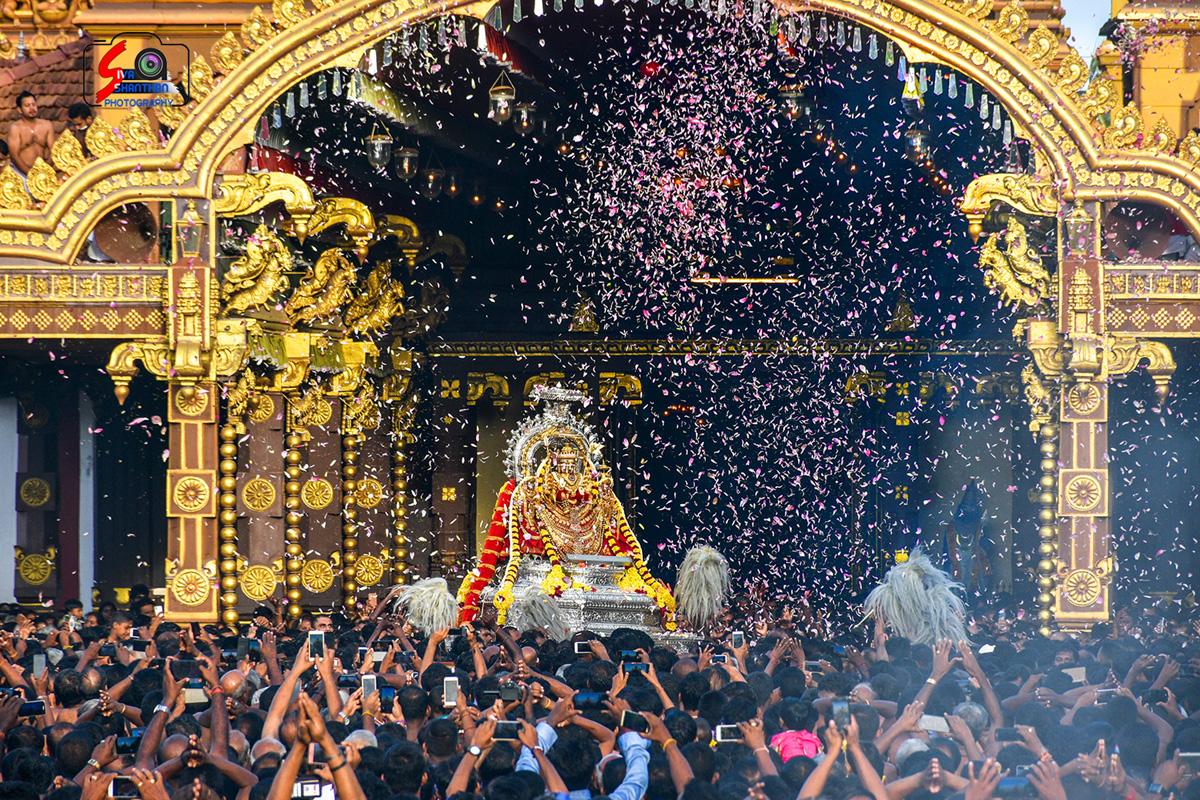 யாழ்ப்பாணம் – நல்லூர் கந்தசுவாமி கோவில் தேர்த்திருவிழா - படங்கள் மற்றும் வீடியோ 5