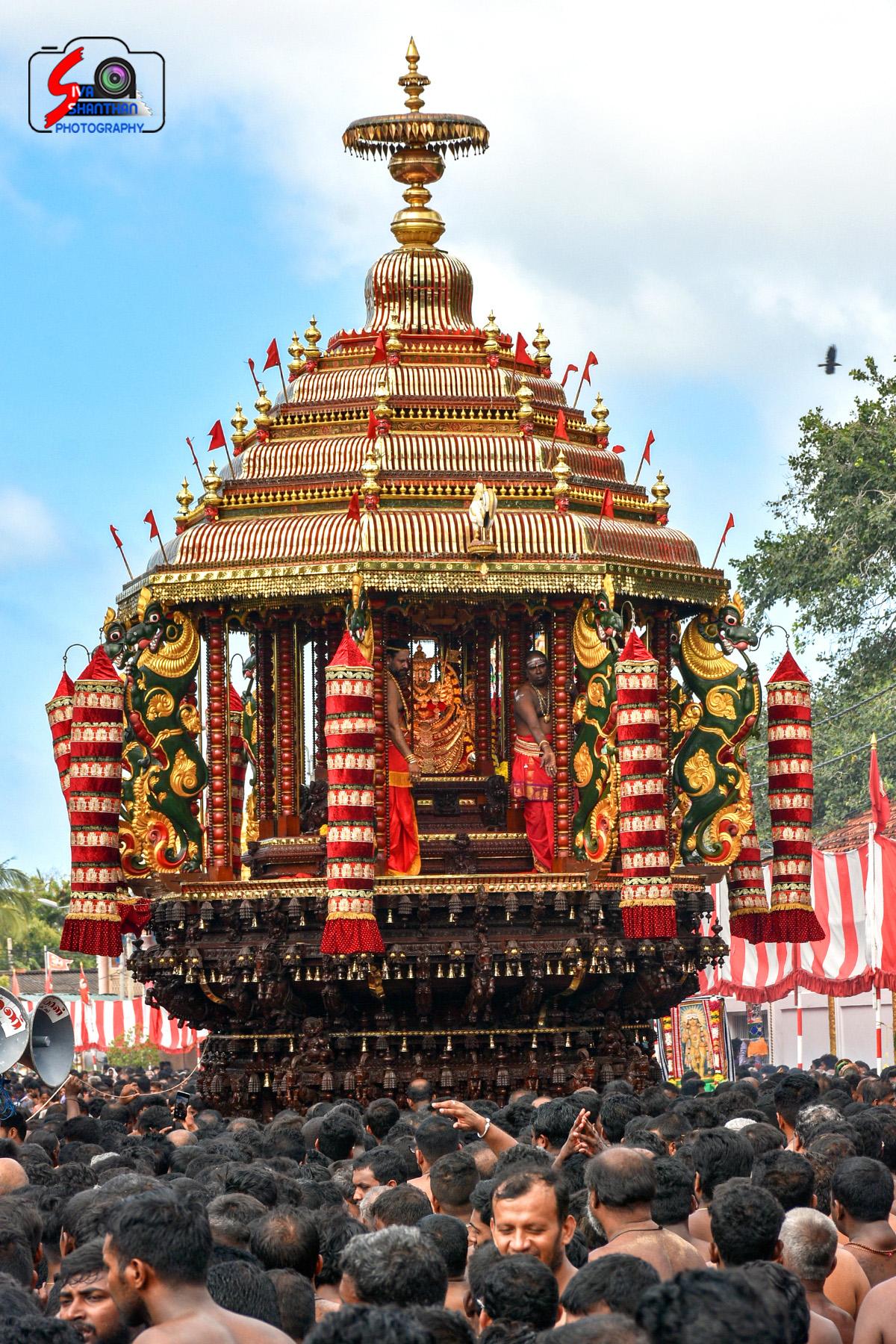 யாழ்ப்பாணம் – நல்லூர் கந்தசுவாமி கோவில் தேர்த்திருவிழா - படங்கள் மற்றும் வீடியோ 17