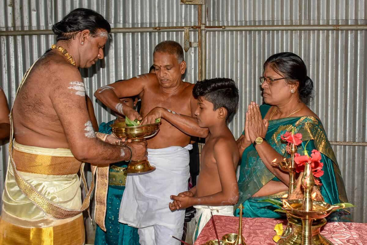 வரலாற்றுச் சிறப்பு மிக்க நல்லூர் கந்தசுவாமி ஆலயத்தின் காளாஞ்சி கையளிக்கும் நிகழ்வு..! 3
