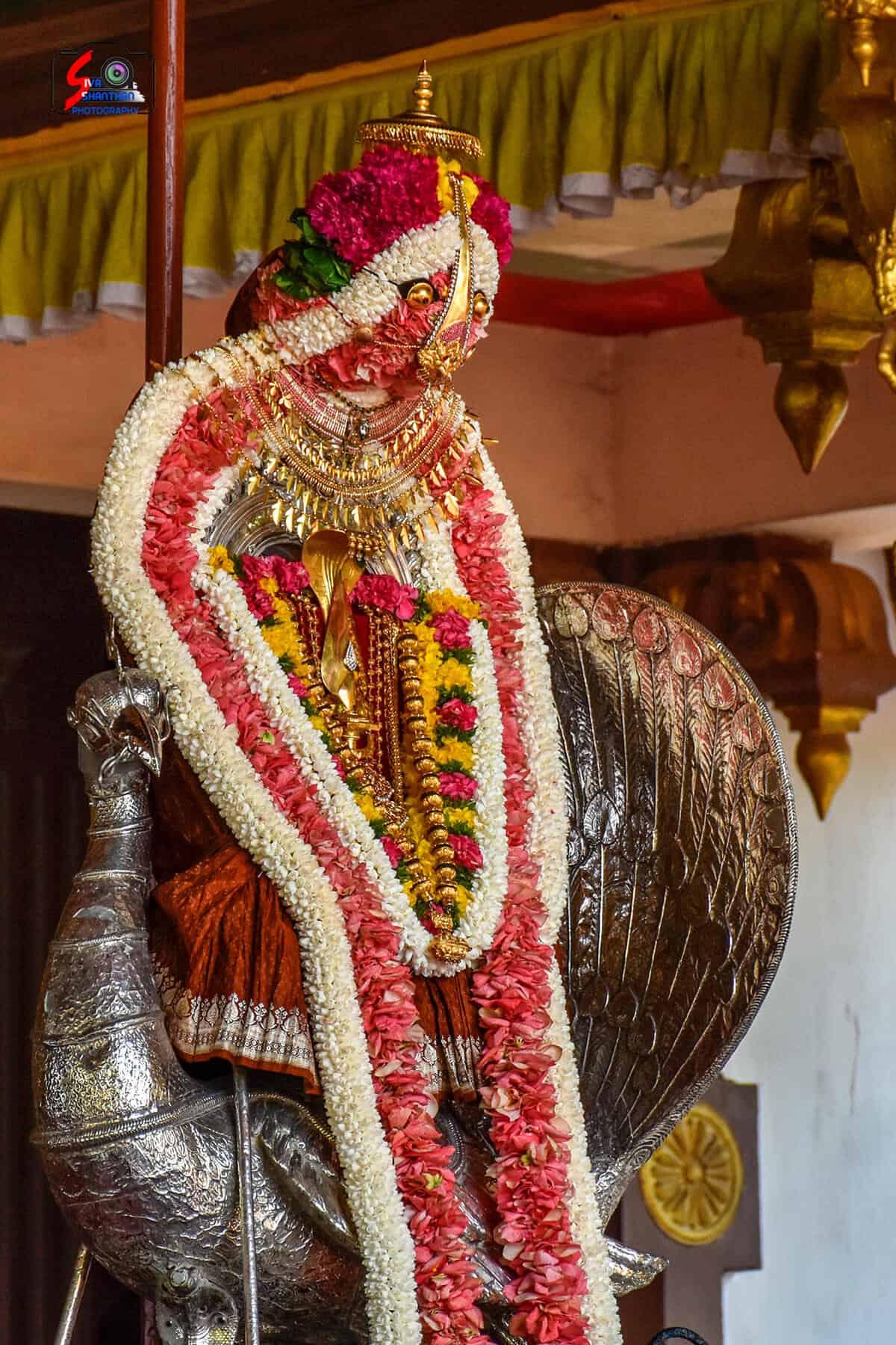 நல்லூர் கந்தசுவாமி கோவில் 3ம் திருவிழா 2