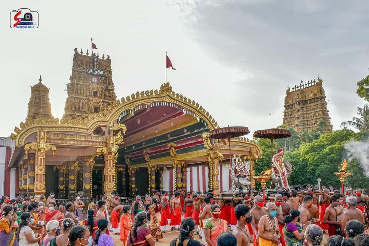 நல்லூர் கந்தசுவாமி கோவில் 3ம் திருவிழா 24