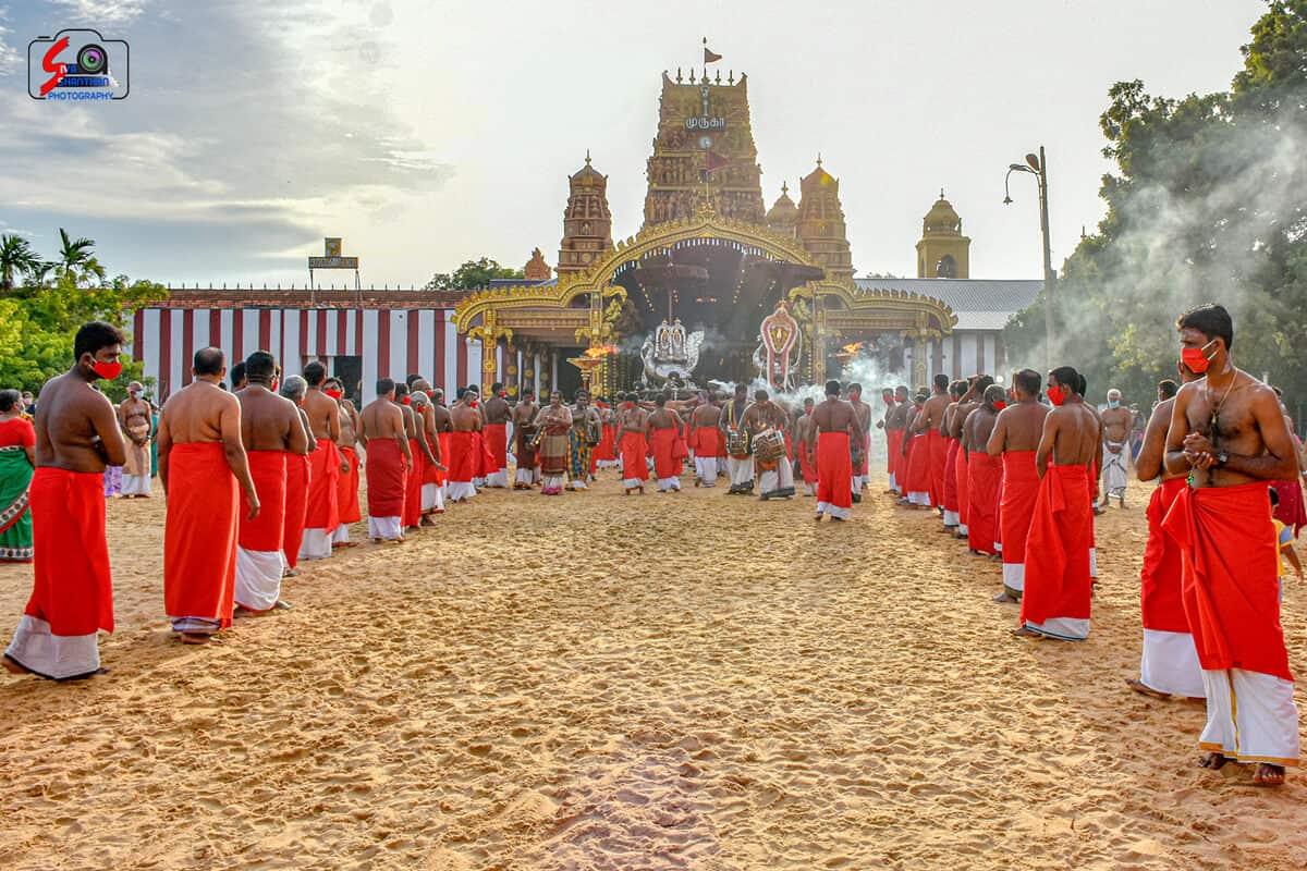 நல்லூர் கந்தசுவாமி கோவில் 3ம் திருவிழா 25