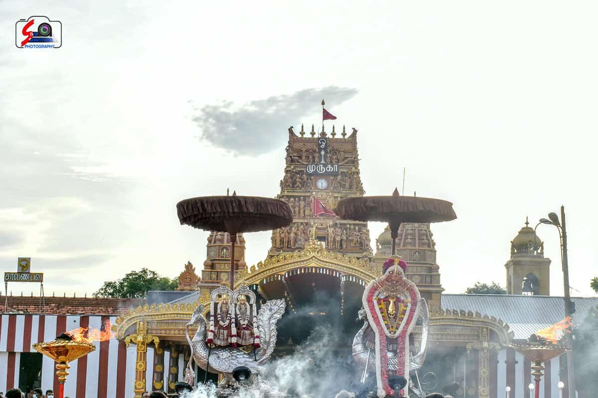 நல்லூர் கந்தசுவாமி கோவில் 3ம் திருவிழா 4