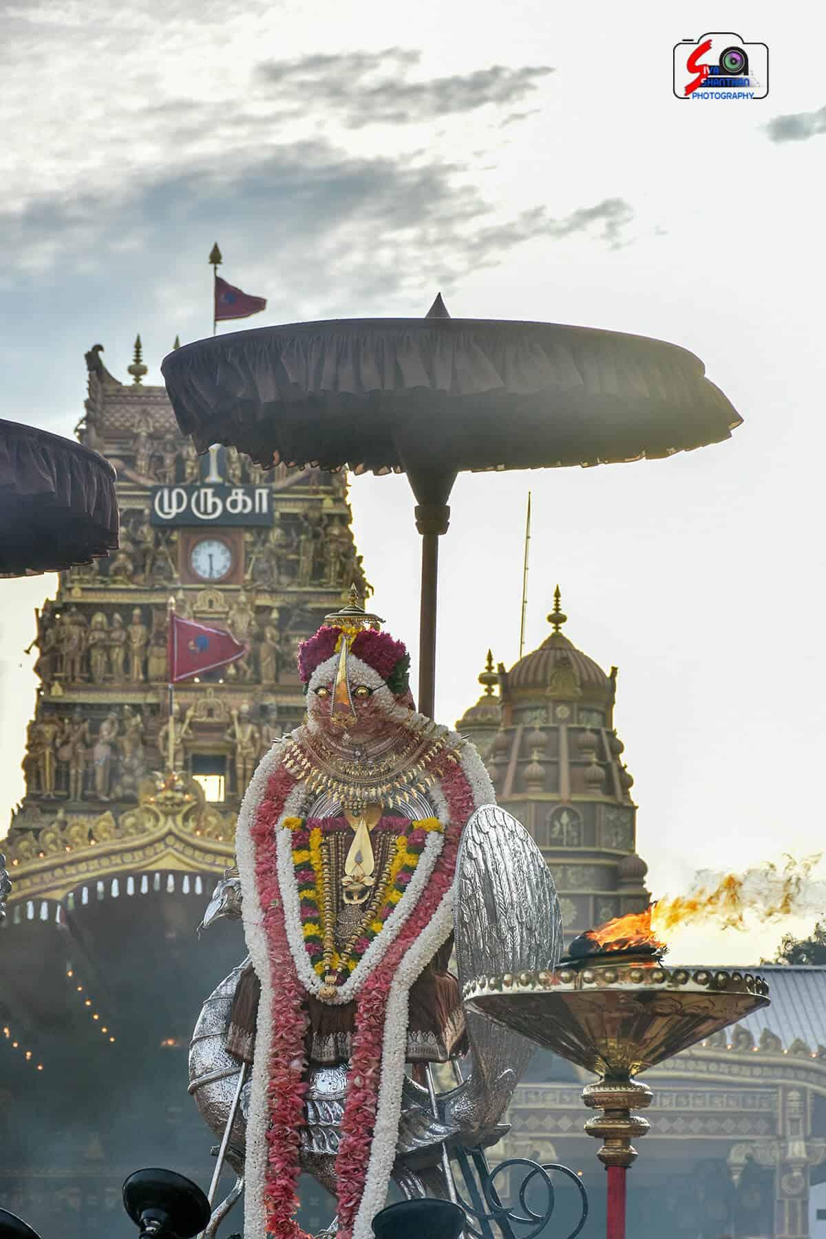 நல்லூர் கந்தசுவாமி கோவில் 3ம் திருவிழா 5