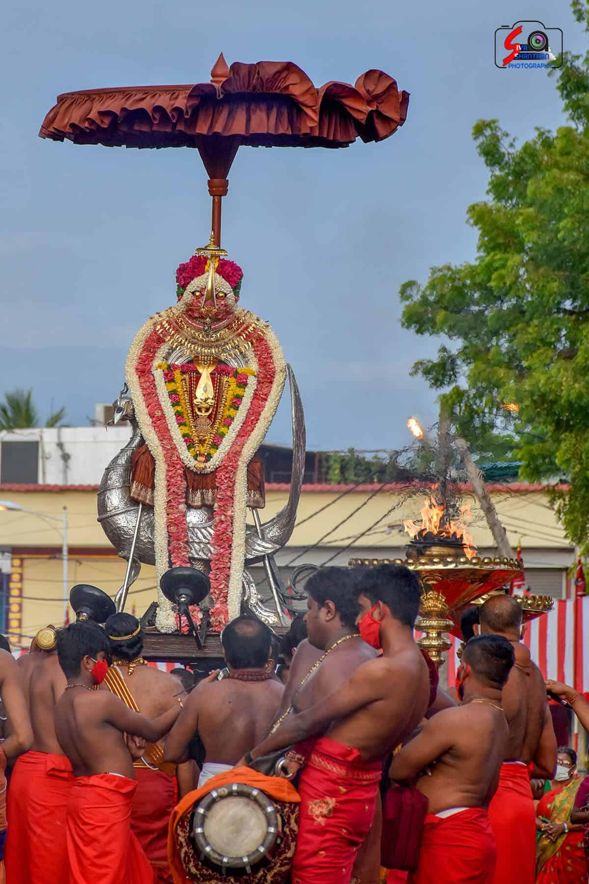 நல்லூர் கந்தசுவாமி கோவில் 3ம் திருவிழா 12