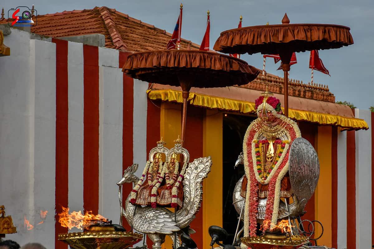 நல்லூர் கந்தசுவாமி கோவில் 3ம் திருவிழா 14