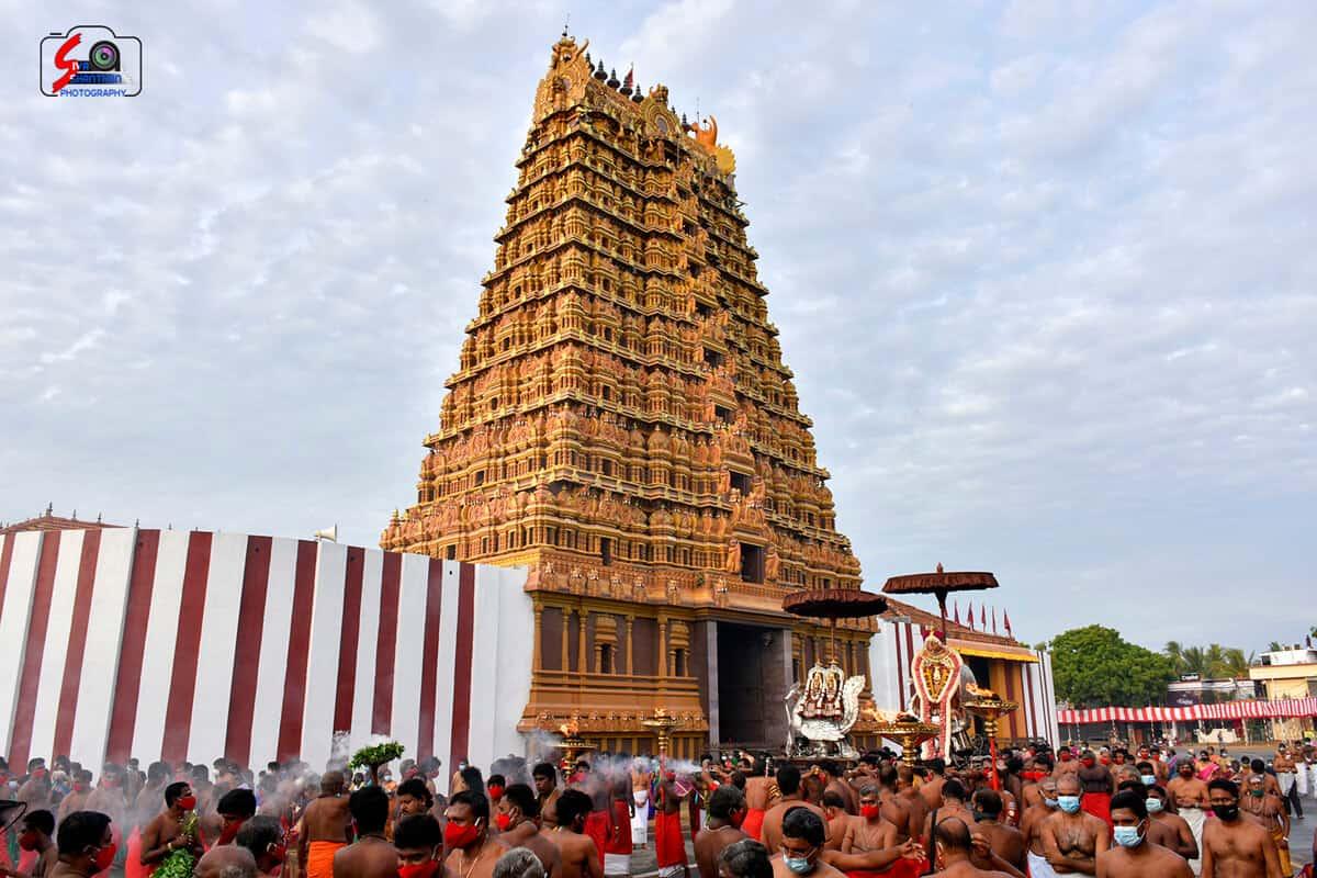 நல்லூர் கந்தசுவாமி கோவில் 3ம் திருவிழா 15