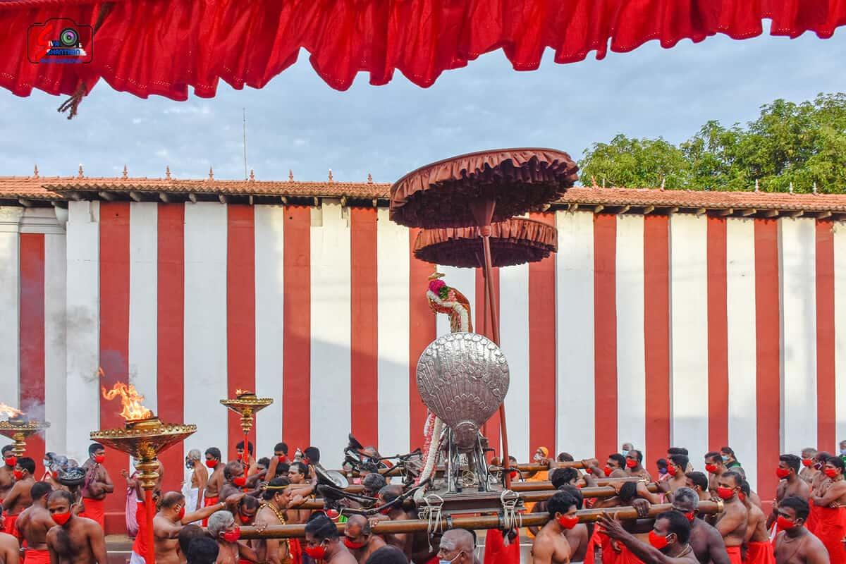 நல்லூர் கந்தசுவாமி கோவில் 3ம் திருவிழா 16