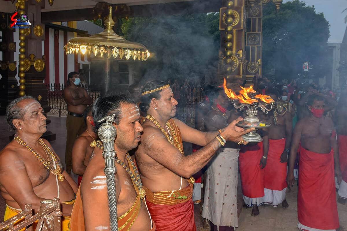 நல்லூர் கந்தசுவாமி கோவில் 3ம் திருவிழா 19