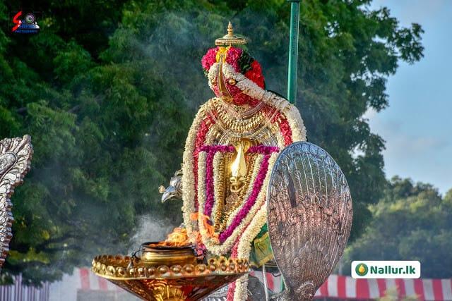 நல்லூர் கந்தசுவாமி கோவில் 1ம் திருவிழா (படங்கள்) 1