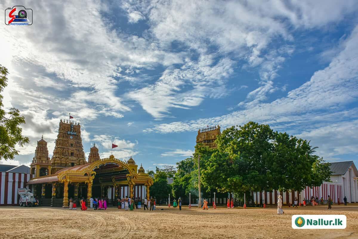 நல்லூர் கந்தசுவாமி கோவில் 1ம் திருவிழா (படங்கள்) 4