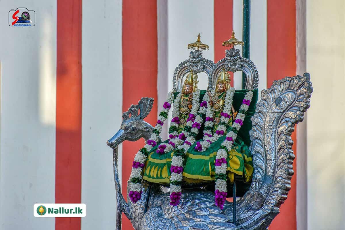 நல்லூர் கந்தசுவாமி கோவில் 1ம் திருவிழா (படங்கள்) 10